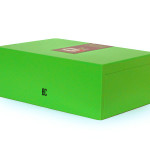 cajas fum de undergrow tv LARGA VERDE (frontal ladeada)