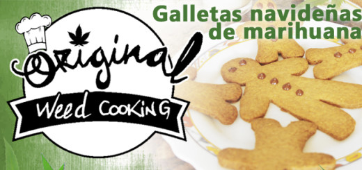 weed cooking blog galletas navideñas 2017