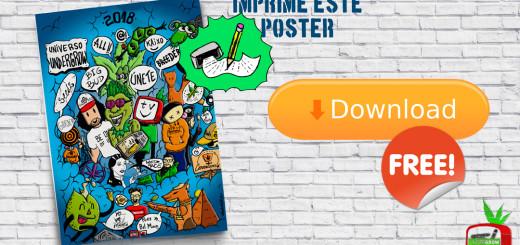 pagina poster para blog